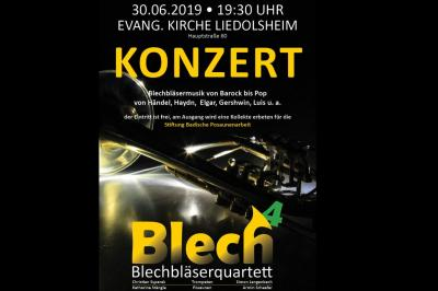 Flyer Blech-Ensemble